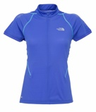"Abbildung von""The North Face Women's S/S Vtt 3/4 Zip Tee"""