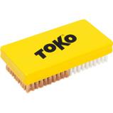 "Abbildung von""TOKO Base Brush Combi Nylon/Copper """