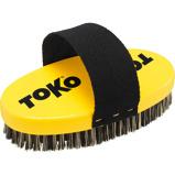 """Abbildung von""""TOKO Base Brush oval Copper with strap """""""