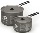 "Bild av""Sea to Summit Alpha Pot Set 1.2 and 2.7 L """