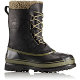 "Image of""Sorel Caribou Wool Black / Nori"""