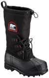 "Image of""Sorel Glacier XT Black"""