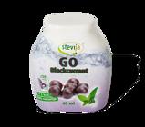 Afbeelding vanStevija Stevia limonadesiroop go blackcurrant (40 ml)
