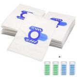 Afbeelding vanAEG Electrolux GR28S stofzuigerzakken 20 stuks + geurstaafjes gratis filter