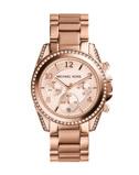 Afbeelding vanMichael Kors dameshorloge MK5263 horloge