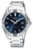 Afbeelding vanLorus herenhorloge RXH93EX9 horloge Blauw,Zilverkleur