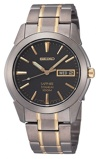 Afbeelding vanSeiko SGG735P1 herenhorloge horloge Grijs,Zwart