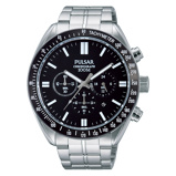 Afbeelding vanPulsar PT3609X1 herenhorloge horloge Zilverkleur