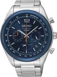 Afbeelding vanSeiko SSB091P1 Herenhorloge Chronograaf Tachymeter 45 mm