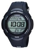Afbeelding vanLorus R2305EX9 digitaal horloge herenhorloge Grijs,Zwart