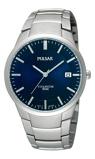 Afbeelding vanPulsar PS9011X1 herenhorloge horloge Blauw,Grijs