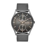 Afbeelding vanSkagen SKW6180 Holst horloge herenhorloge Grijs