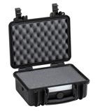 Afbeelding vanExplorer Cases 2712 Koffer Zwart Foam