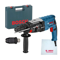 Thumbnail of Bosch GBH 2 28 F SDS plus Combihamer incl. snelspanboorkop in koffer 880W 3,2J