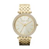 Afbeelding vanMichael Kors Ladies Goudkleurig Tone horloge MK3191