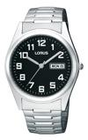 Afbeelding vanLorus herenhorloge RXN13CX9 horloge Zilverkleur,Zwart