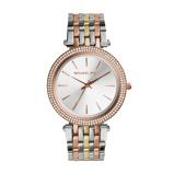 Afbeelding vanMichael Kors dameshorloge MK3203 horloge Zilverkleur