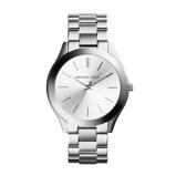 Afbeelding vanMichael Kors MK3178 Runway Slim ll horloge dameshorloge Zilverkleur