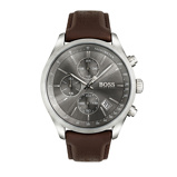 Afbeelding vanHugo Boss HB1513476 Grand Prix Herenhorloge chrono 44 mm