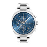 Afbeelding vanHugo Boss HB1513478 Grand Prix Herenhorloge chronograaf 44 mm