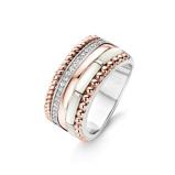 Afbeelding vanTi Sento 12038MR ring met zirkonia