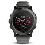 Afbeelding vanGarmin 010 01733 03 Fenix 5x Sapphire Smartwatch