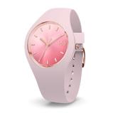 Afbeelding vanIce Watch IW015747 Sunset Pink Medium Forever horloge Roze