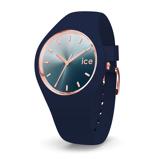 Afbeelding vanIce Watch IW015751 Sunset Medium Blue horloge 40 mm dameshorloge Blauw