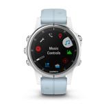 Afbeelding vanGarmin 010 01987 23 Fenix 5S PLUS Multisport GPS Smartwatch