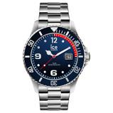 Afbeelding vanICE Watch IW015775 Steel Marine silver Large 44 mm horloge