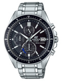 Afbeelding vanCasio Edifice EFS S510D 1AVUEF horloge Premium Solar saffierglas 46 mm