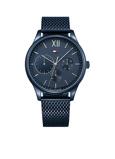 Afbeelding vanTommy Hilfiger TH1791421 herenhorloge blauw edelstaal PVD