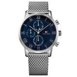 Afbeelding vanTommy Hilfiger TH1791398 Kane horloge herenhorloge Grijs,Zilverkleur