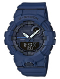 Afbeelding vanCasio G-Shock - GBA-800-2AER - Bluetooth - horloge herenhorloge horloge Blauw