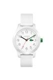 Afbeelding vanLacoste LC2030003 12. 12 KIDS Horloge Wit 32 mm