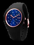 Afbeelding vanIce Watch IW016298 Cosmos Black horloge 34 mm dameshorloge Zwart