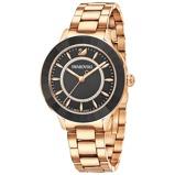 Afbeelding vanSwarovski 5414419 - Octea Lux - Rosé - horloge dameshorloge horloge Rosekleur