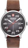 Afbeelding vanSwiss Military Hanowa Horloge 43 mm Stainless Steel 06 4326.04.009