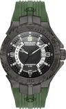 Afbeelding vanSwiss Military Hanowa 06 4327.13.007.06 herenhorloge zwart edelstaal