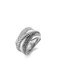 Afbeelding vanTi Sento 12003ZI Ring met zirkonia
