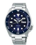 Afbeelding vanSeiko 5 Sports SRPD51K1 herenhorloge Automaat blauwe wijzerplaat 42,5 mm