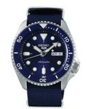 Afbeelding vanSeiko 5 Sports SRPD51K2 herenhorloge Automaat blauwe wijzerplaat 42,5 mm