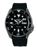 Afbeelding vanSeiko 5 Sports SRPD65K2 herenhorloge automaat zwarte wijzerplaat 42,5 mm