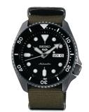 Afbeelding vanSeiko 5 Sports SRPD65K4 herenhorloge Automaat zwarte wijzerplaat 42,5 mm