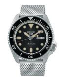 Afbeelding vanSeiko 5 Sports SRPD73K1 Herenhorloge automaat zwarte wijzerplaat 42,5 mm