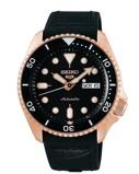 Afbeelding vanSeiko 5 SRPD76K1 - Sports Automaat - Horloge Seiko herenhorloge horloge Rosekleur