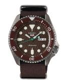 Afbeelding vanSeiko 5 Sports SRPD85K1 Herenhorloge automaat bruine wijzerplaat 42,5 mm