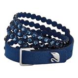 Afbeelding vanSwarovski 5511697 Swapower Bracelet Slake Blauw Armband Medium