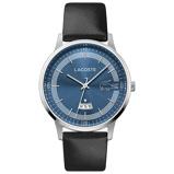 Afbeelding vanLacoste LC2011034 herenhorloge blauw edelstaal