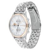 Afbeelding vanTommy Hilfiger TH1782122 Horloge Whitney staal zilver en rosekleurig